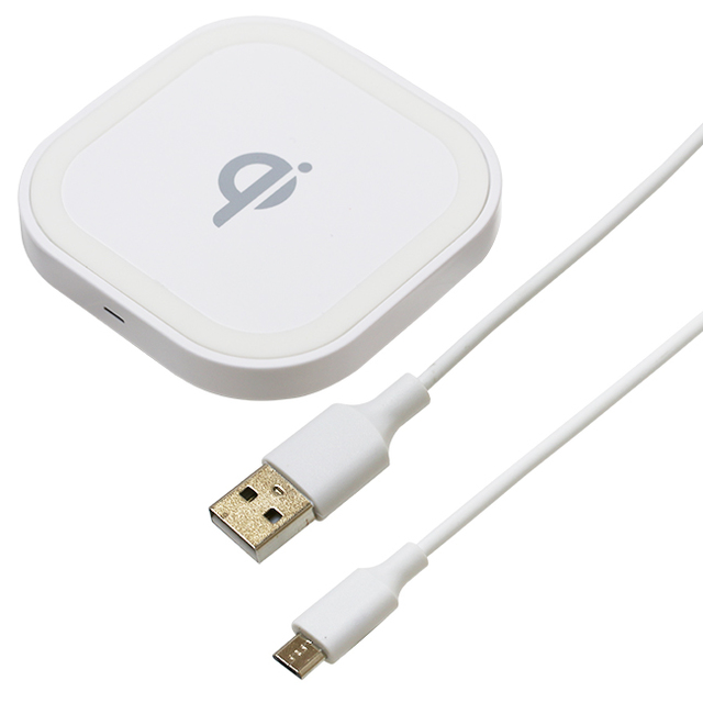 Qiワイヤレス充電器 5W 正規認証品